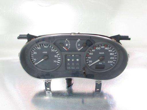 Ceas bord Renault Clio II 1,5dci 2002 cod: P820005