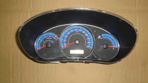 Ceas bord Subaru Forester 2.0d, cutie manuala, 85002SC350, an 2008-2013