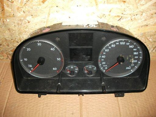 Ceas bord VW Touran, cod 1T0920851A - masina volan stanga