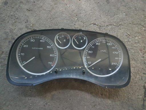 Ceasuri bord 9645768480 e01 peugeot 307 benzina