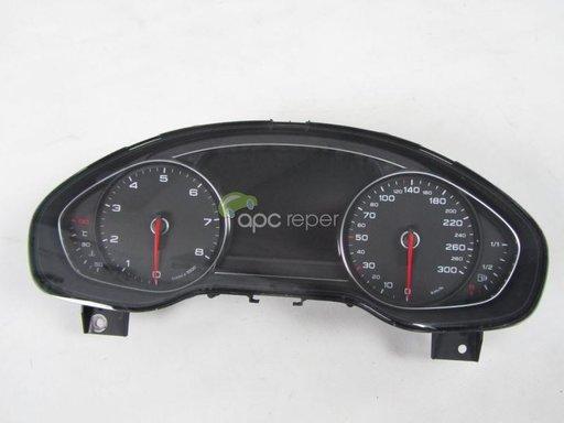 Ceasuri Bord Audi A8 4H benzina Originale cod 4H09