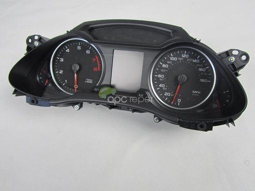 Ceasuri bord (benzina) FSI / TFSI originale Audi A4 8K cod: 8K0920980S model USA