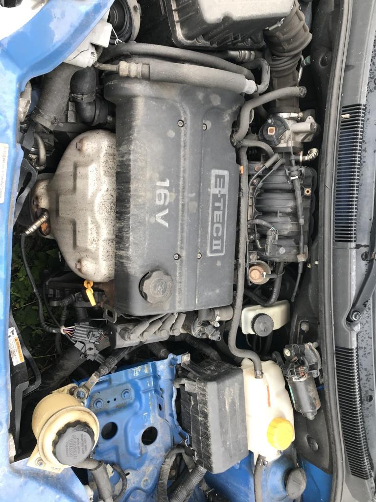 Ceasuri bord Chevrolet Kalos 2006 limuzina 1400