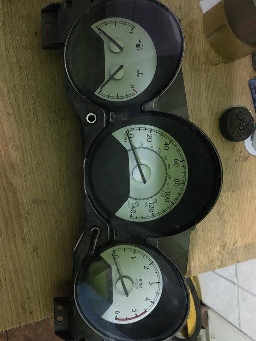 Ceasuri bord , chrysler sebring an fabricatie 2009 2.0 crdi