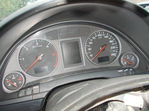 Ceasuri bord cutie automata audi a4 b6 2.5 tdi anul 2002 -2005