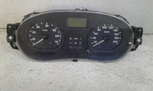 Ceasuri bord Dacia Logan, 1.4 i, 150 mii km
