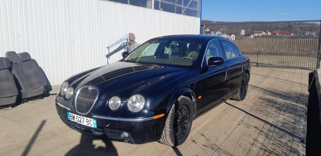 Ceasuri bord Jaguar S-Type 2007 Limuzina 2.7