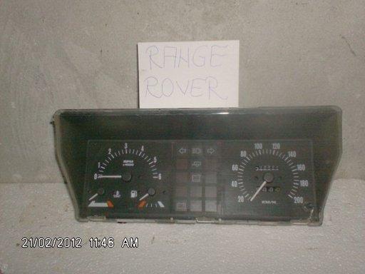 Ceasuri bord Land Rover-Range Rover