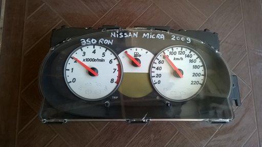 Ceasuri Bord Nissan Micra Cabrio