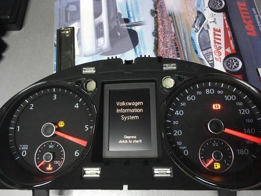 Ceasuri bord Passat CC - 3C8920970L - FULL COMPATIBIL PASSAT B6