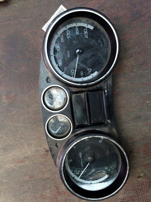 Ceasuri Bord Peugeot 308 1.6B DIN 2007