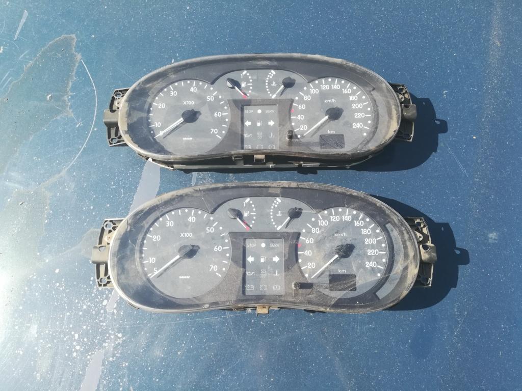 cel mai bun serviciu oferta specifica drăguț ieftin Ceasuri bord Renault Clio 2 sau Symbol - #713914712 - PieseAuto.ro