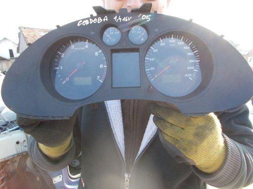 CEASURI BORD SEAT CORDOBA 1,4 16V 2005