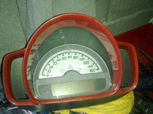 Ceasuri bord smart 2001