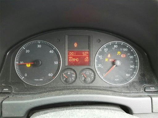 Ceasuri bord VW Golf 5 Plus 2009 Hatchback 1.9 TDi