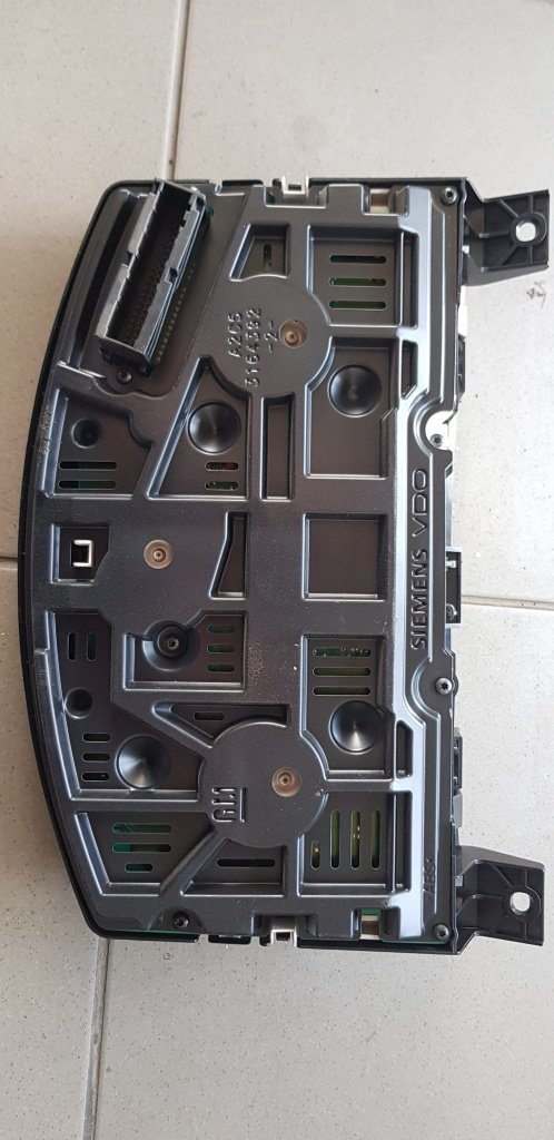 Ceasuri de bord Astra H 2005 1.7 cdti