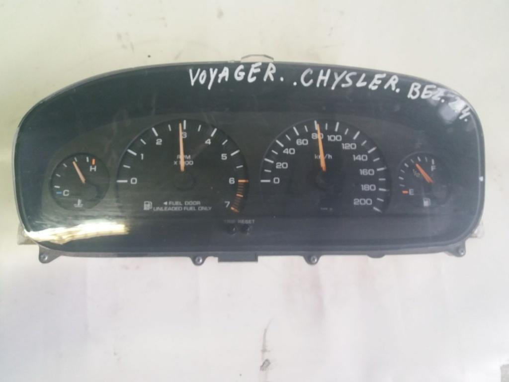 Ceasuri de bord Chrysler Voyager
