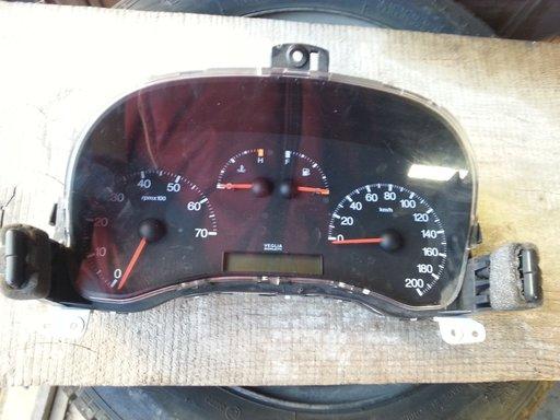 Ceasuri de bord Fiat Punto An.2002 benzina