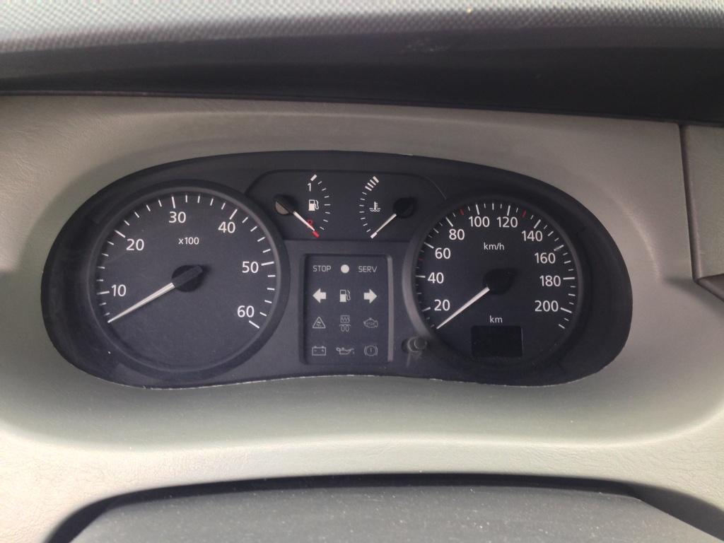 Ceasuri de bord Renault Trafic 2.5 2007 Diesel.