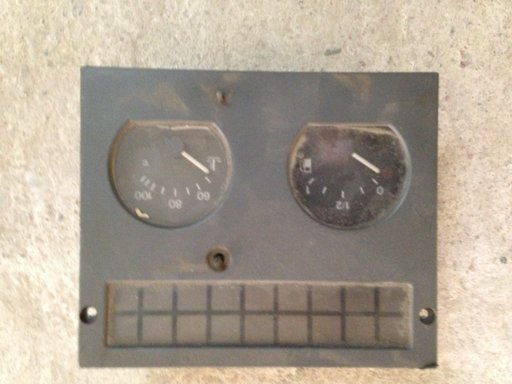 Ceasuri indicatoare bord Iveco Daily II