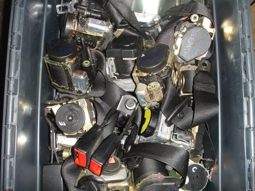 Centura de siguranta mercedes c class w203 an 2001-2006