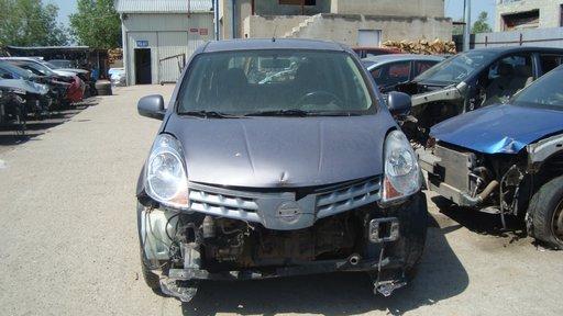 Centuri siguranta spate Nissan Note 2008 Hatchback 1.5