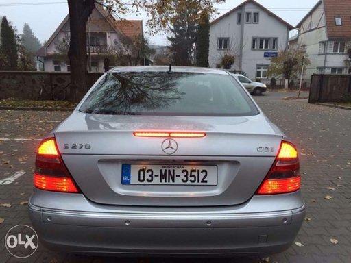 Cheder portbagaj Mercedes E class W 211
