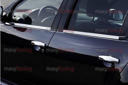 Chedere inox Dacia Duster