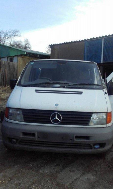 Chedere Mercedes Vito 180 D ,2.3 diesel 1999.Dezmembrari Mercedes Vito 2.3 diesel 1999.