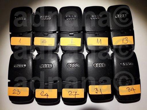 Cheie originala Audi 8Z0837231D 8Z0837231 8P0837231 4D0837231A