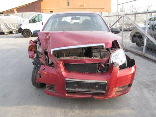 Chevrolet Aveo din 2011