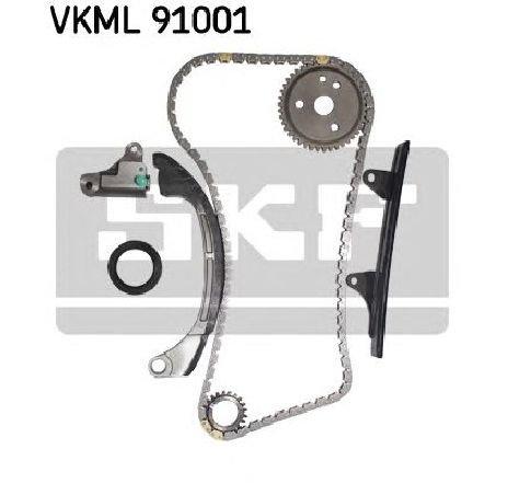 Chit lant de distributie TOYOTA YARIS SCP1 NLP1 NCP1 PRODUCATOR SKF VKML 91001