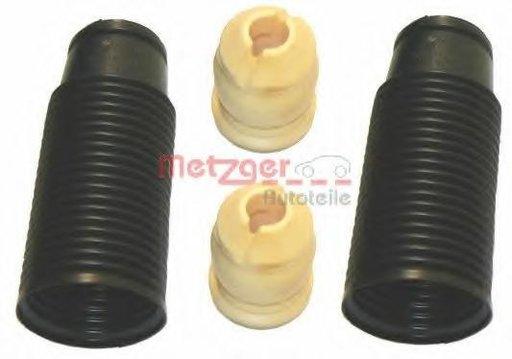 Chit protectie praf,amortizor SEAT CORDOBA limuzina (6K1, 6K2), VW SCIROCCO (53), VW SCIROCCO (53B) - METZGER DK 4-01