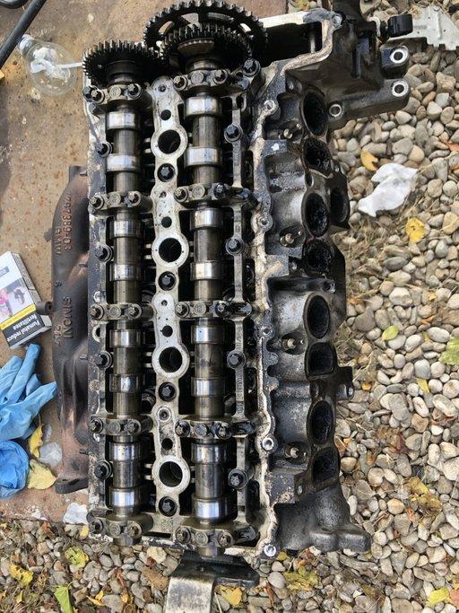 Chiulasa BMW motor n47d20a 143cp