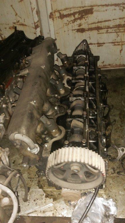 Chiuloasa Alfa Romeo 166 motor 2.4JTD