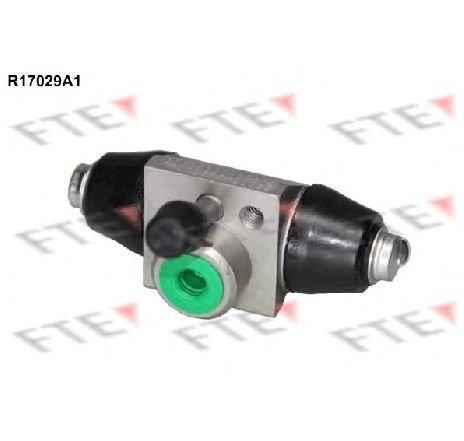 Cilindru receptor frana VW FOX ( 5Z1, 5Z3 ) 10/2003 - 2019 - piesa NOUA - producator FTE R17029A1 - 305417