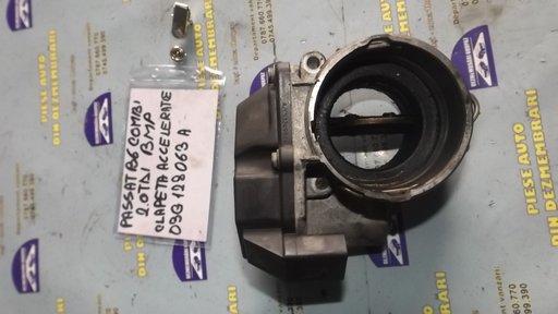 CLAPETA ACCELERATIE 03G128063A VW Passat B6,combi,