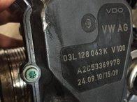 Clapeta acceleratie 03L128063K Vw Polo 1.2 TDI 2010