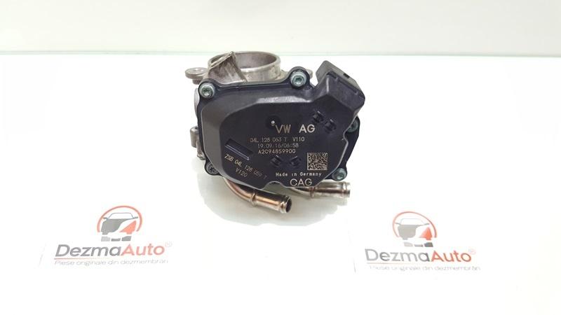 Clapeta acceleratie 04L128063T, Audi A5 cabriolet (8F7) 2.0tdi