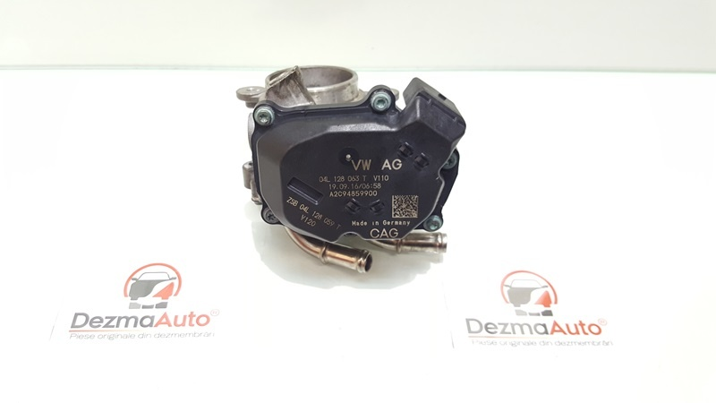 Clapeta acceleratie 04L128063T, Audi Q5 (8R) 2.0tdi