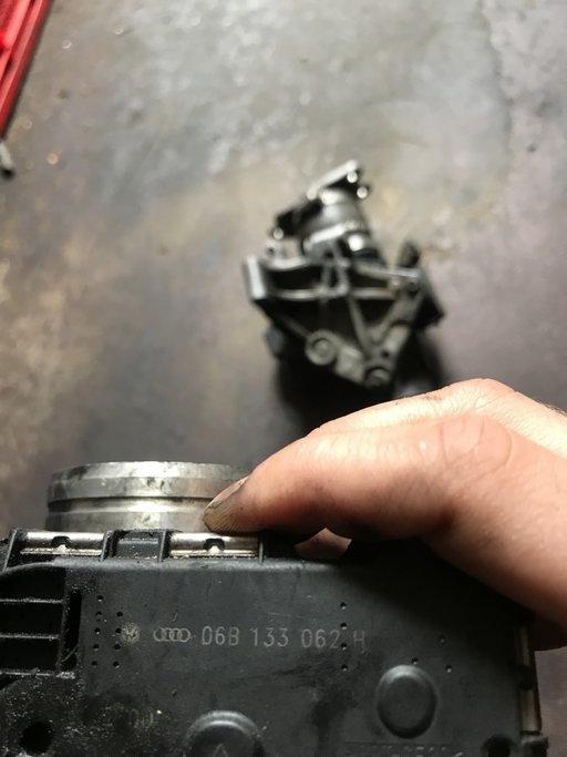Clapeta acceleratie (06B133062H) Audi A4 2.0 benzina, cod ALT