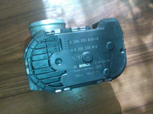 CLAPETA ACCELERATIE 2.0 DCI RENAULT OPEL MOTOR M9R