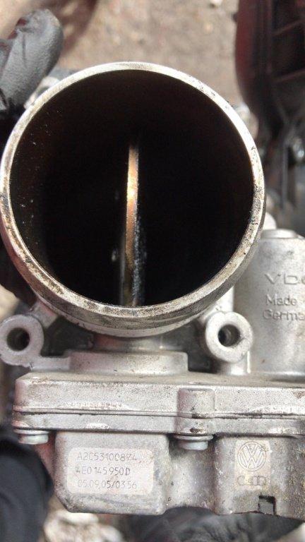 Clapeta Acceleratie 4E0145950D VW Audi 2.7 3.0 TDI A2C53100874 059145950A A2C53085614