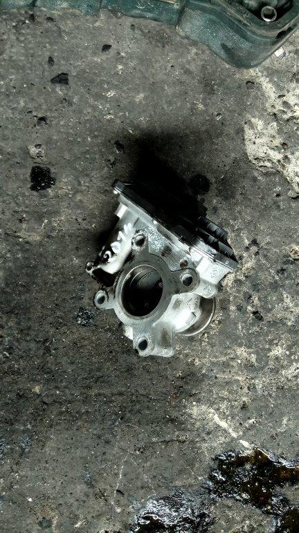 Clapeta acceleratie/admisie Smart Forfour II 1.0 Benzina 2014