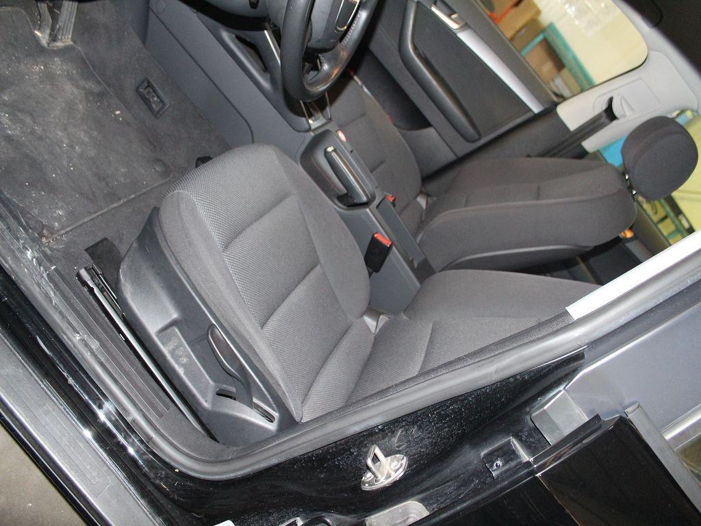 Clapeta acceleratie Audi A3 8P 2011 sportback facelift CFG 2.0 tdi