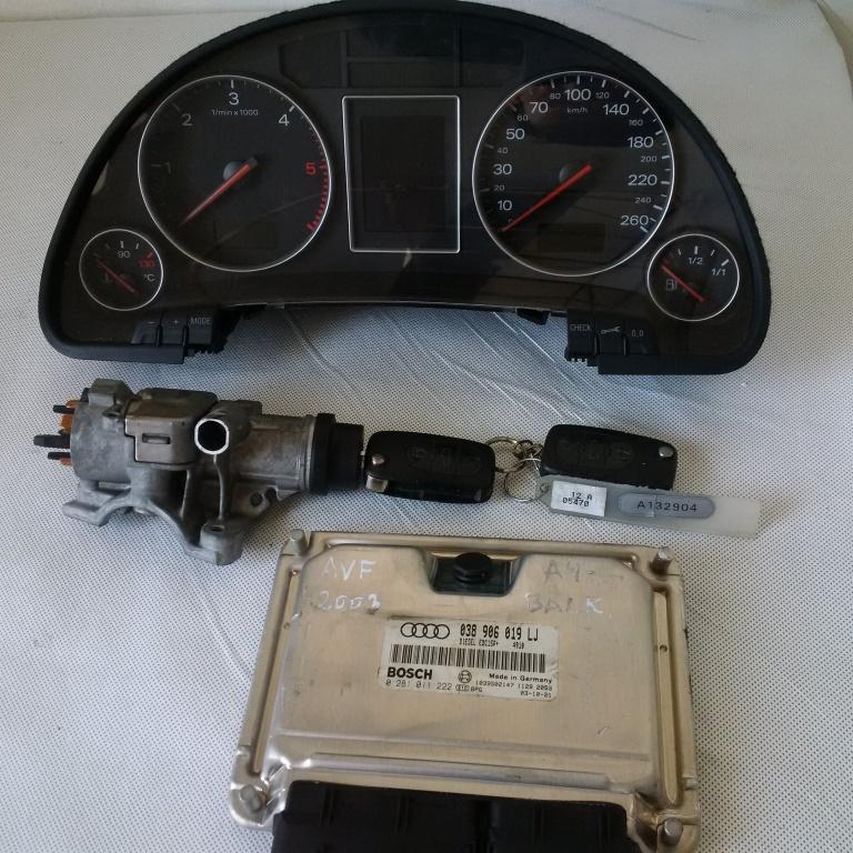 Clapeta acceleratie Audi A4 B6 2004 Break 1,9 TDI