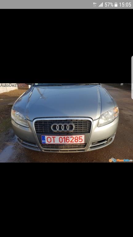 Clapeta acceleratie Audi A4 B7 2007 BERLINA 2.0 CDI