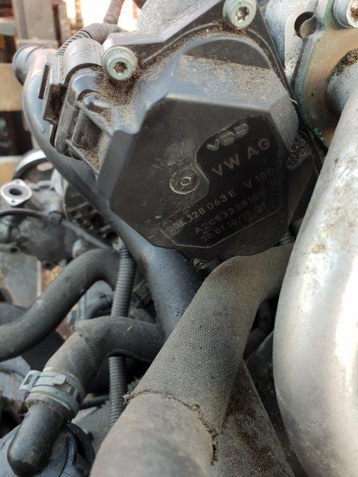Clapeta acceleratie Audi A4 B8 2.0 TDI
