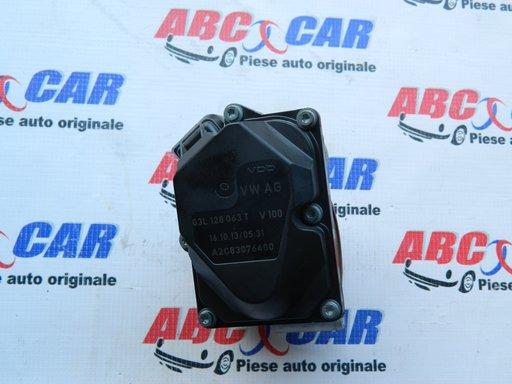 Clapeta acceleratie Audi A4 B8 8K 2.0 TDI cod: 03L