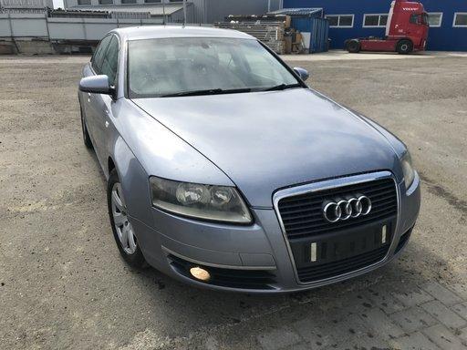 Clapeta acceleratie Audi A6 4F C6 2.0 TDI BLB , BRE